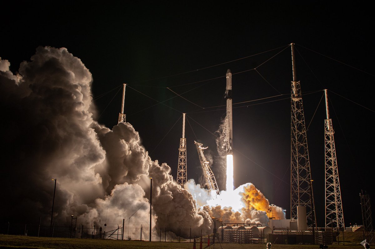 Launch Update 🚀 @NASA and @SpaceX are now targeting 11:39 a.m. ET Saturday, Dec. 5 for the launch of the 21st Commercial Resupply Services (CRS-21) mission to the @Space_Station.  🗓️ Mark your calendar: https://t.co/dMRgytMOKO https://t.co/btUVYdrC7i