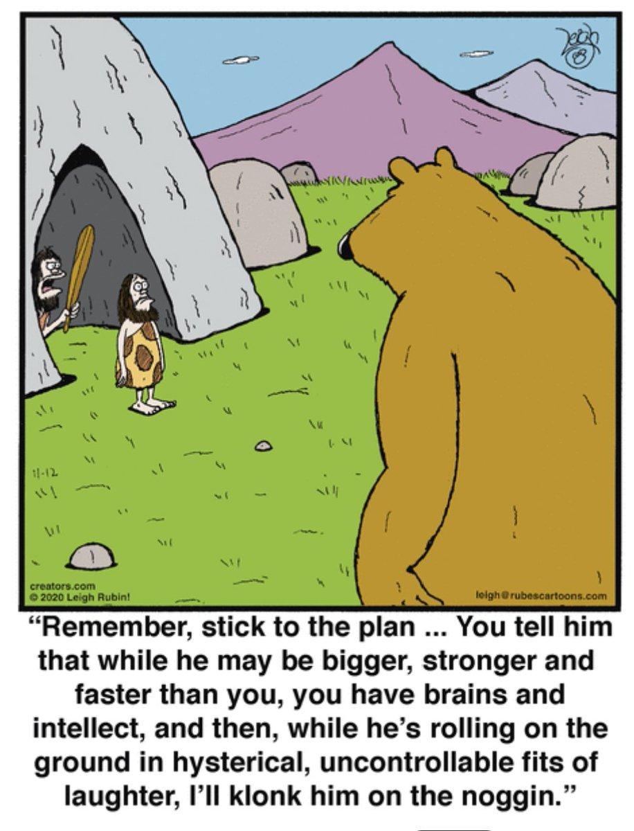 . #Hunting #Strategy #Fail   #comics #cartoon #lol #comedy #jokes #humor #hilarious #laughter #funny #fun #smile #laughing #lmao #haha