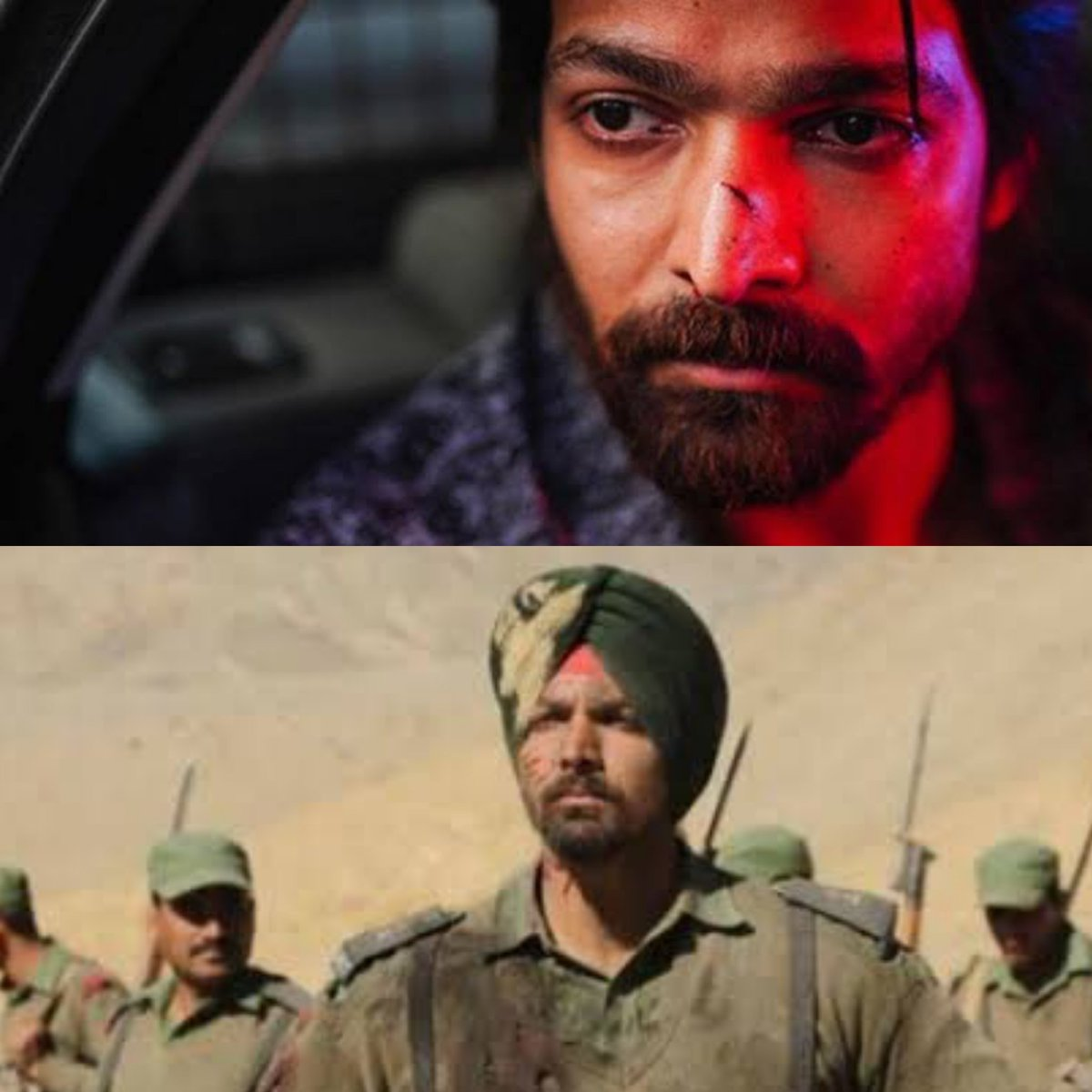 What @nambiarbejoy achieves in #Taish is head and shoulders above Hollywood. The star of the show is @harsha_actor's raging bull Pali. It's a treat to see his command over Punjabi (he did it in Paltan also...it went unnoticed but it caught Nambiar's attention)...review coming up!