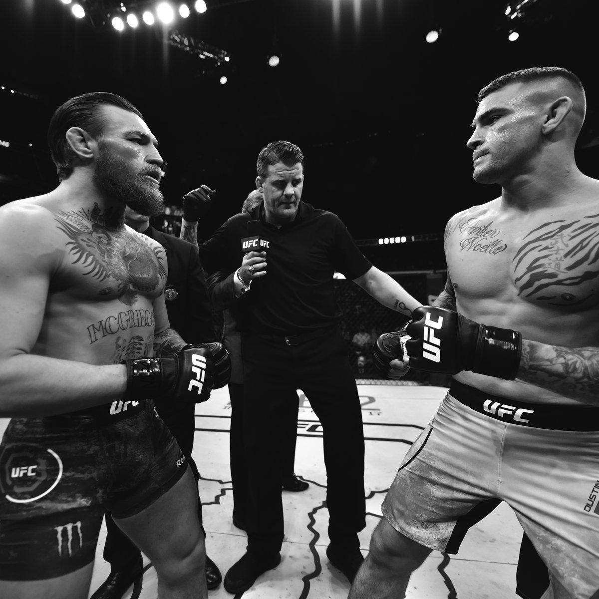 Cuales son tus pronósticos para esta revancha??? #UFC257 https://t.co/KSIERqeMFu