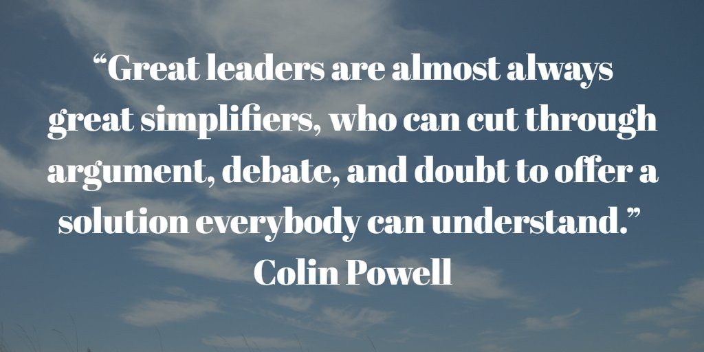 As leaders we have to communicate in a way that all stakeholders understand the mission.   #wednesdaythought #WednesdayWisdom #leadership #LeadershipDevelopment #ThoughtofTheDay #Fitleaders #TXPVI