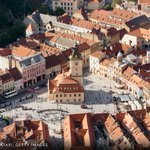 Image for the Tweet beginning: Founded in 1211, Brasov is