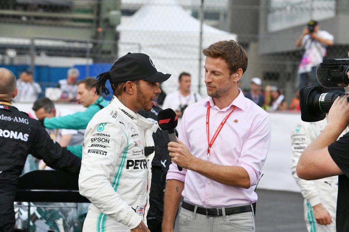 Button rekent op achtste wereldtitel van Lewis Hamilton in 2021, maar 'daarna gaat het leuk worden'  #CarlosSainz #CharlesLeclerc #DanielRicciardo #LewisHamilton #MaxVerstappen #McLaren #Mercedes https://t.co/FDa843Xrrt https://t.co/sqokWmtfvS
