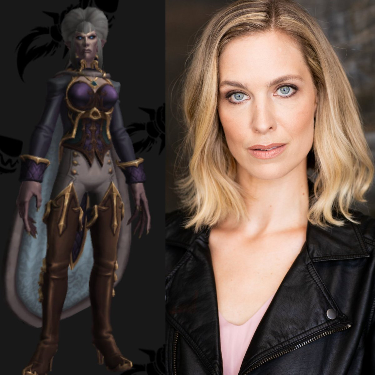 Thrilled to announce that I'm voicing 3 kick-ass characters: VORPALIA, BRANVEN HAMMERHEART + DARK KYRIAN ASPIRANT in the new WORLD OF WARCRAFT SHADOWLANDS RELEASE now LIVE! 🔥  #Warcraft #voiceactor #vorpalia #videogame #accents #voicecoach   @Blizzard_Ent @Warcraft https://t.co/ak8zHsIFaQ https://t.co/7WkL6xvubK