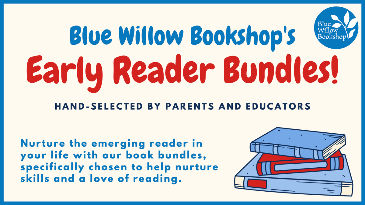 Do you have an emerging reader in your life? 📚✨  Our staff of parents and educators has curated a variety of book bundles to help nurture skills & a love of reading. A lovely gift for your young reader! 🎁  Learn more here: