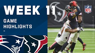 New post (Patriots vs. Texans Week 11 Highlights | NFL 2020) has been published on Favorite Football - https://t.co/5O7PfFobq8 https://t.co/20GLKDyGRD