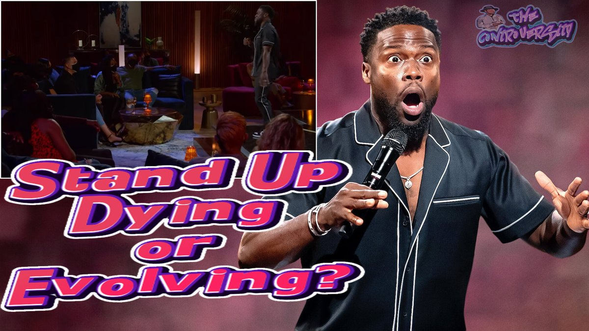 "Kevin Hart Zero F**ks Given Was Disappointing, But Was It His Fault? We Briefly Review His New Netflix Stand Up ""Zero F**Ks Given"" as well. #kevinhart    via @YouTube"