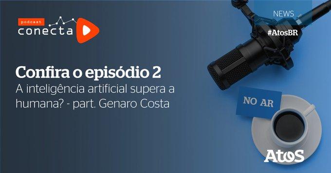 Novo episódio disponivel! ☑ Escute o podcast Atos Conecta no Spotify 🎧 https://t.co/MNHY...