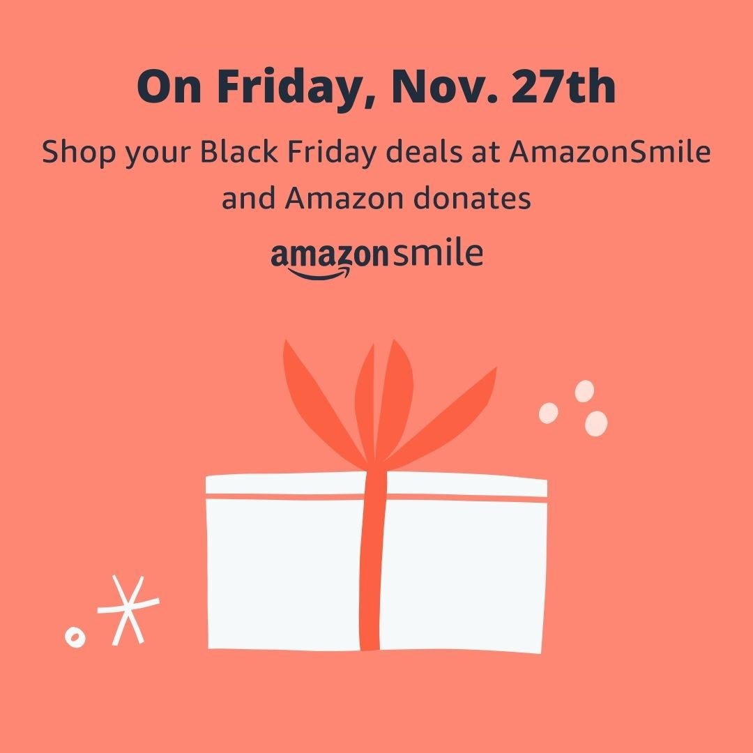 "On #BlackFriday give back when you shop 🛒📦🛍 Select ""First Responders Children's Foundation"" as the organization to support and a portion of your purchase total will be donated! Visit,  to get started ❤️#Amazon #AmazonSmile @amazon"