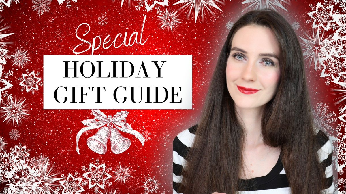 Join me on YouTube and enjoy My Special HOLIDAY 2020 GIFT GUIDE ❤️  via @YouTube  #CHANELFragrance #beauty #holidaygifts #HolidayGiftGuide