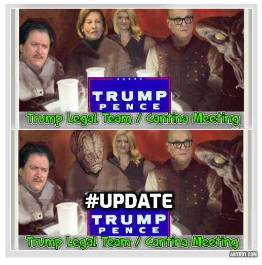 @RudyGiuliani  #TrumpTheFool