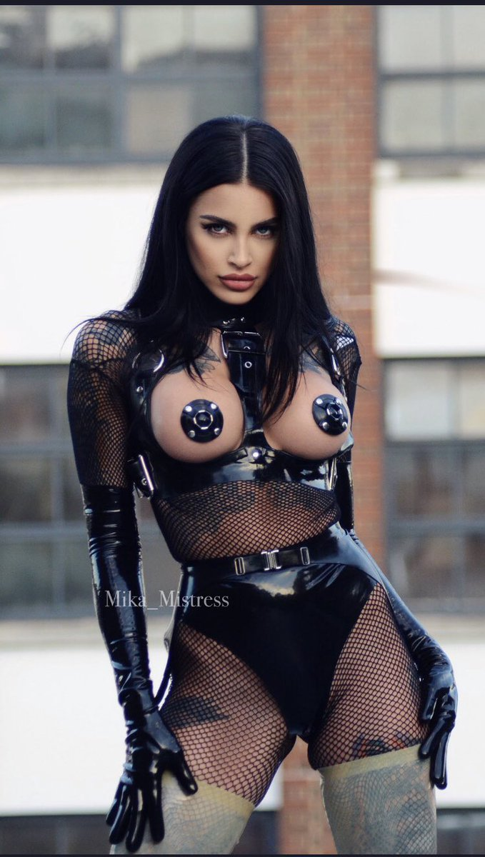 Inspiration: @mika_mistress onlyfans.com/mika_mistress COME TO THE DARK SIDE KNEEL BEFORE YOUR DARK GODDESS MISTRESS MIKA KATANA