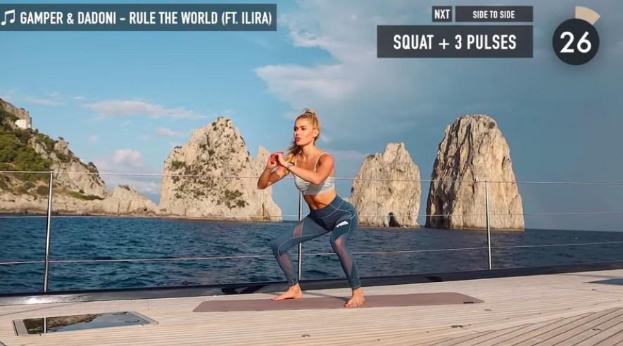 Booty workout con Pamela Reif https://t.co/2lzStlHULo #ActitudSJ #SportsJunkie https://t.co/4GpQZ6JuKj