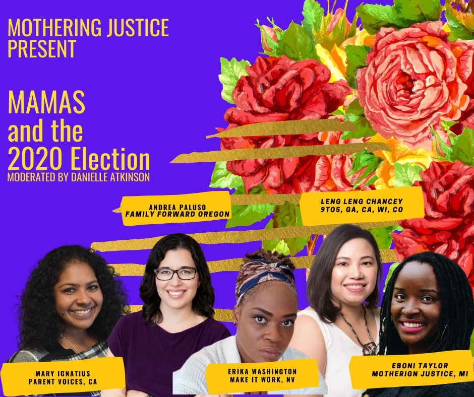 While #AllEyesOnMI is trending we want to inform you all that we will be holding an event Tuesday at 6PM EST over on Facebook where we will be talking to activists from all over the country who mobilized mothers to bring their issues to the polls.
