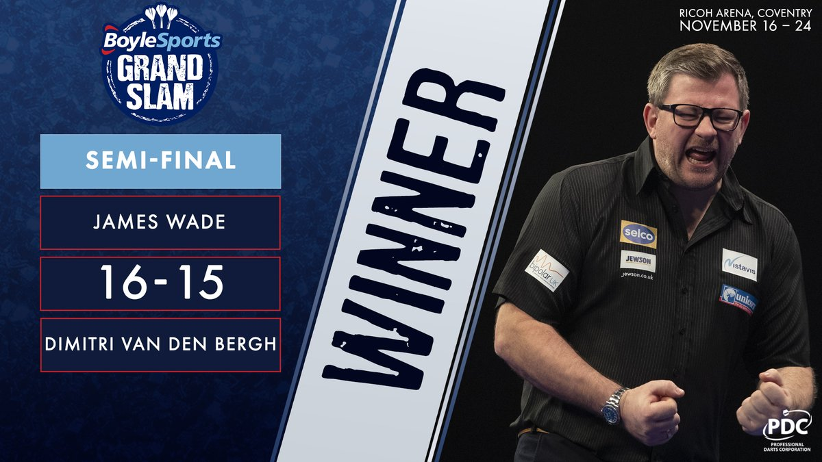 @OfficialPDC's photo on Wade