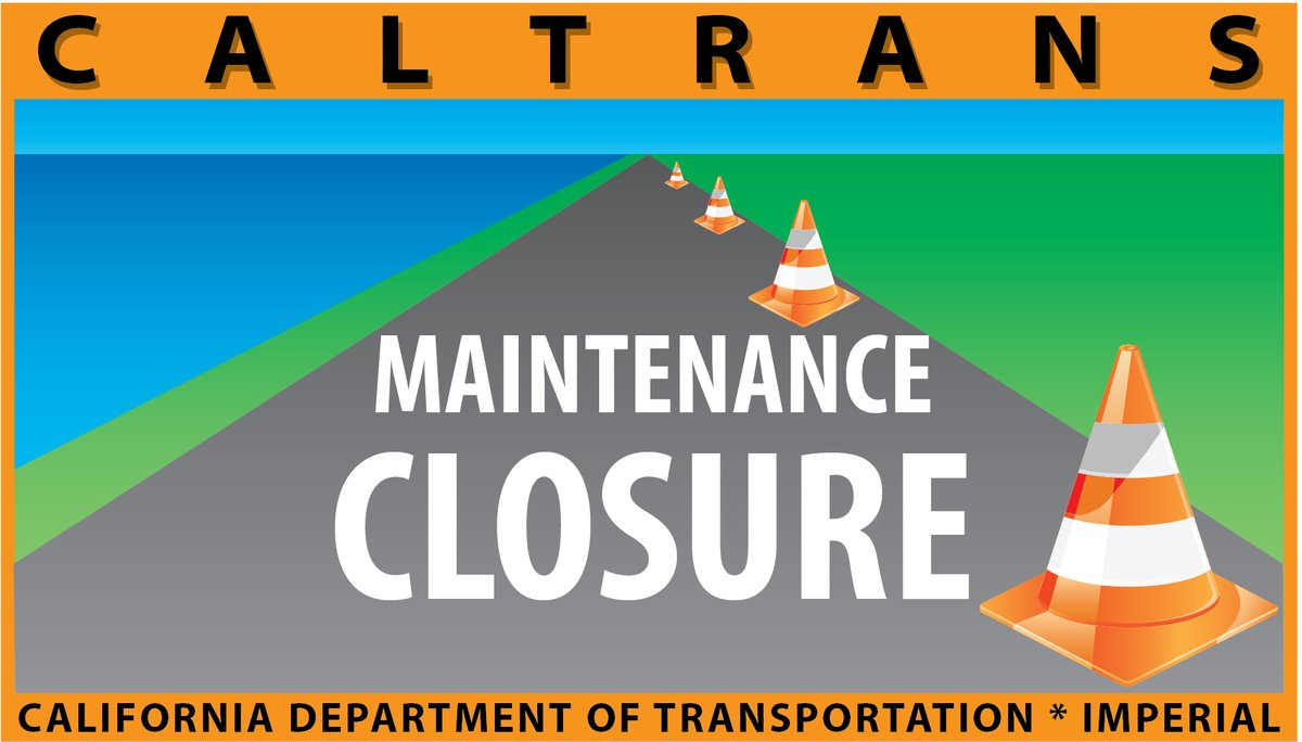 Image posted in Tweet made by Caltrans San Diego on November 23, 2020, 10:32 pm UTC