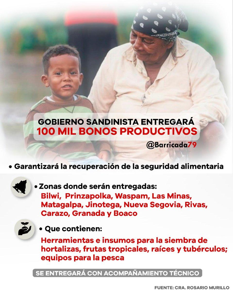 #UltimoMomento Gobierno Sandinista garantizará Seguridad y soberanía alimentaria a familias afectadas por #Huracanlota, así como también acompañamiento tecnico  @taniasandinista @CuadernoSandino @ZenzontleG @el19digital @mariozuniga81 @MauriElTigre