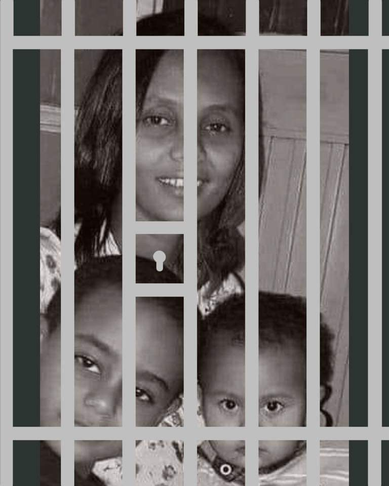 Free Aster Siyoum please!!!  It is Enough!!!  Our babies are suffering!!! https://t.co/3Ai2VdnpUO
