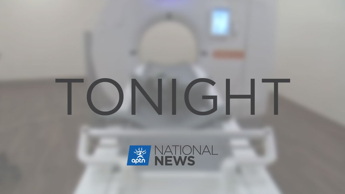 A new MRI clinic opens its doors in Saskatoon. What makes this clinic unique, tonight on APTN National News. Watch live on Twitter.