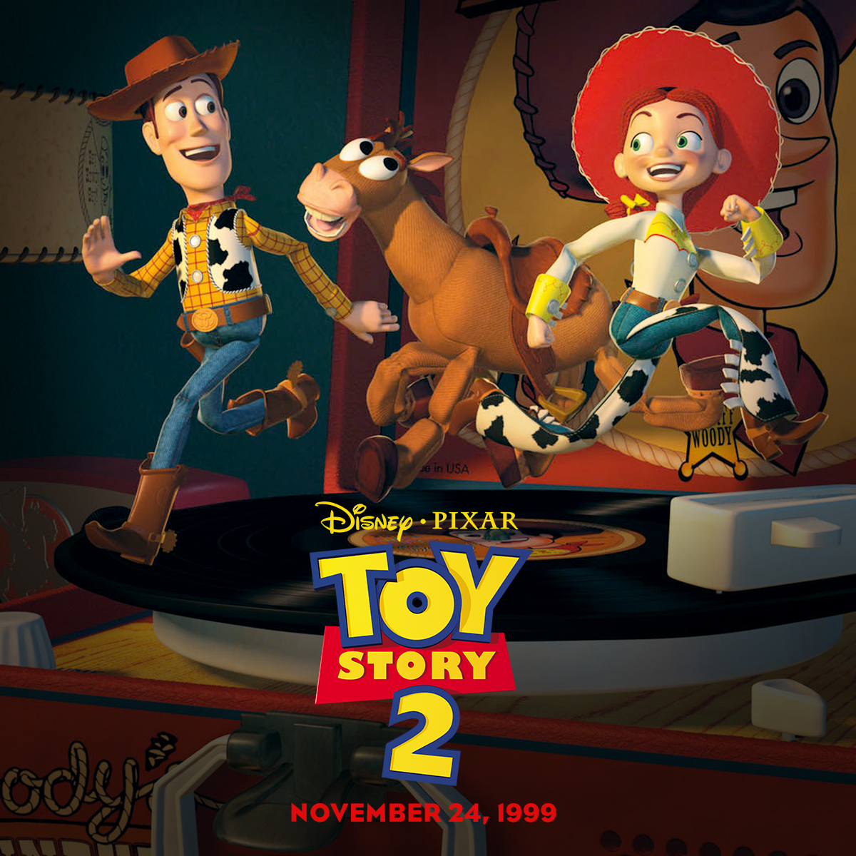 On this day in 1999, Toy Story 2 made its big screen debut! What's your favorite line from this iconic sequel?