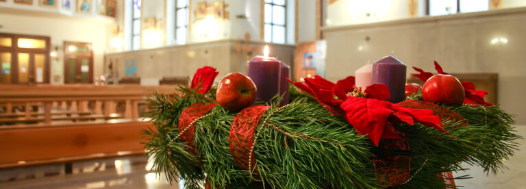 Journey Through Advent – A Video Series to Introduce and Reflect on the Season
