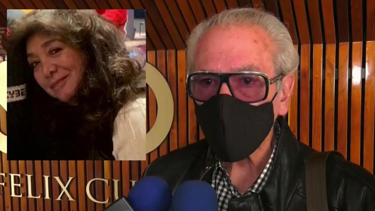 Otto Sirgo niega que su esposa Maleni Morales haya muerto de covid-19 y detalla la causa del deceso. https://t.co/hXqcfupW6g https://t.co/cIDXdyXXOZ
