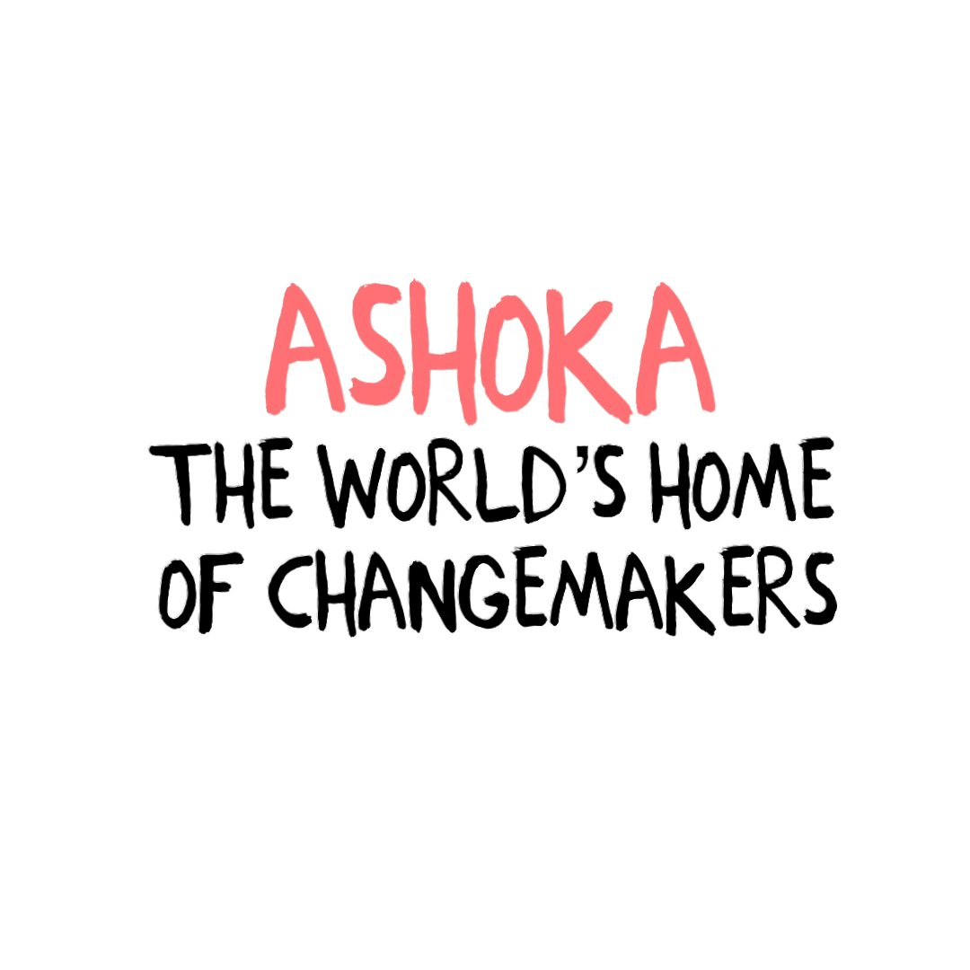 A home for changemakers—that's @Ashoka. With almost 4,000 Ashoka Fellows bringing big ideas to life in 90+ countries and every issue area, Ashoka invites all of us to contribute to the common good. Learn more ➡️   @AshokaUS #GivingTuesday #NonprofitStories