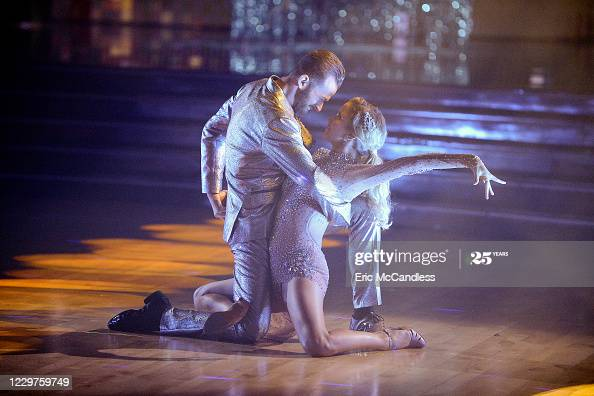"""Artem Chigvintsev and Kaitlyn Bristowe appear in the finale of season 29 of """"Dancing with the Stars"""" on ABC  More 📸 #DWTS 👉 #DancingWithTheStars #ArtemChigvintsev #KaitlyBristowe @kaitlynbristowe"""