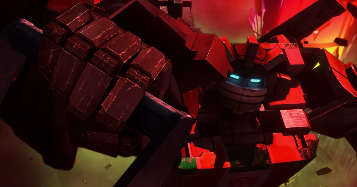 #Netflix confirmed #TransformersWFC's #Earthrise entry is coming our way next month: