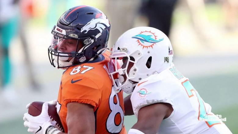 #Broncos Individual Player Grades For Week 11 vs. #Dolphins  https://t.co/KmT4xtbDo0 https://t.co/8uDQhQjhOI