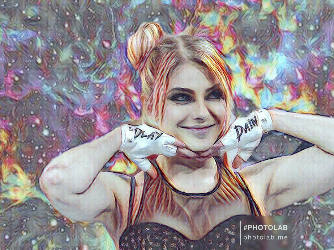 @AlexaBliss_WWE I Love You! #IWin #WWERAW #FireflyFunHouse