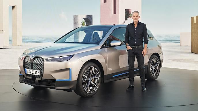 This Is The Design Story Behind BMW's All-New Radical Electric iX  #BMW #BMWiX #EV #electriccars #germany #autobahn #SUV #electricvehicles  https://t.co/6jNBJY7IFd https://t.co/Igp9CFsa7T