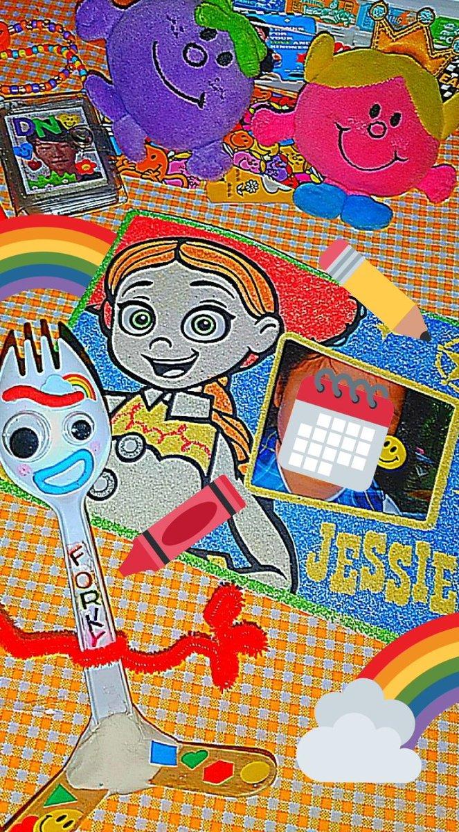 ( 👨🏻🌾⚠️🥬🍅✏️🍔📘 ) *‧₊˚  #ToyStory25