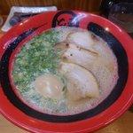 Image for the Tweet beginning: #福岡県 #北九州市 #小倉南区 #とん平 #豚骨ラーメン  祭日