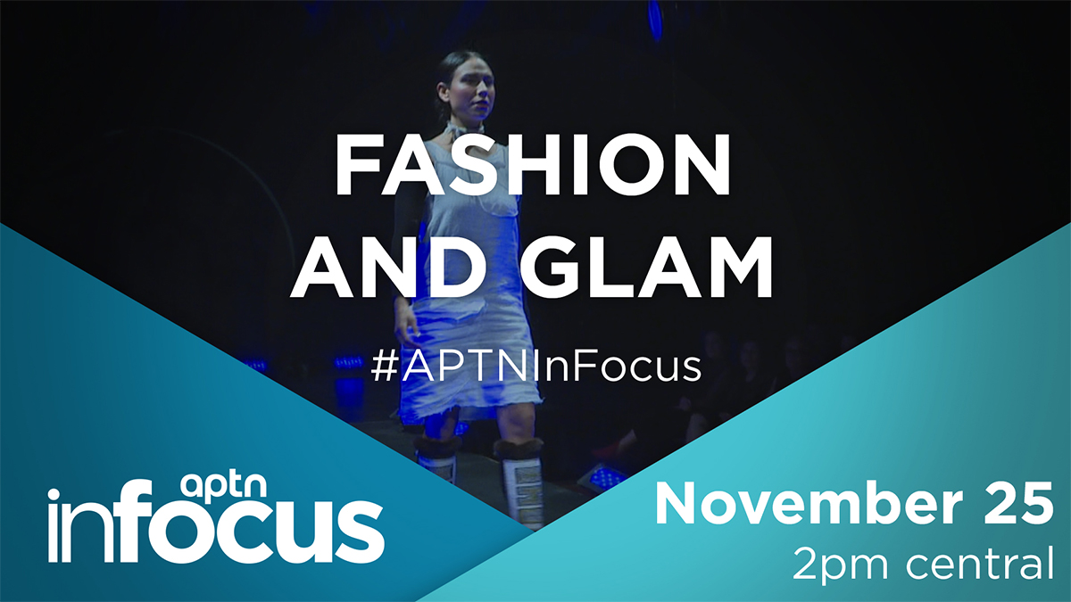 Join Melissa Ridgen for the everything Fashion and Glam on this week's InFocus. This year's @IFWtoronto is online – we go behind-the-scenes with those making the virtual show and introduce you to a young Algonquin fashionista selling glam from her mom's house. #IFWTO
