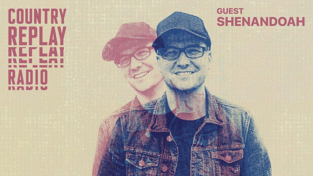 .@Shenandoahband join @lukelaird on #CountryReplay Radio to discuss their new collab album #EveryRoad.  Listen: