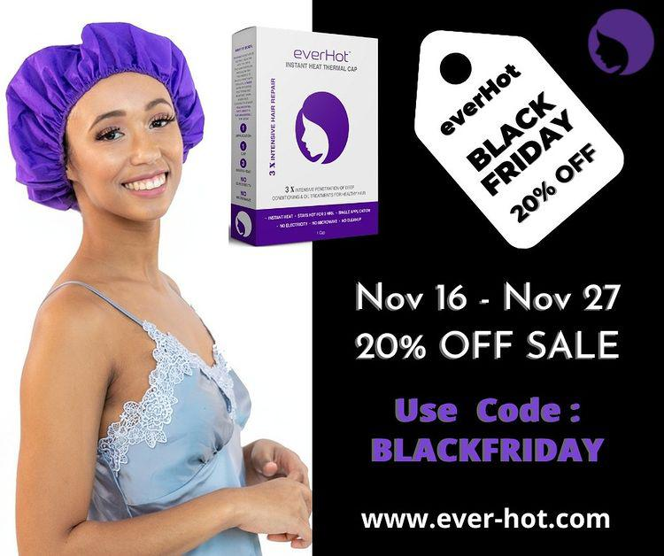 "@prettyn2prissy 20% OFF SALE use the code ""BLACKFRIDAY"" 💕🙏🏽 👉@everHotBrand #hair #hairstyle #hairstyles #haircut  #hairdresser #hairgoals #hairdo #hairdye #beauty #makeup #fashion #Blackfriday #Blackfriday2020"