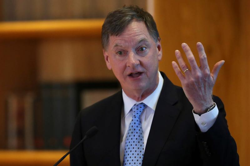 Fed's Evans sees no rate hikes until late 2023, maybe 2024 https://t.co/MzzIuKTRNn https://t.co/mVZ2TY7UEE