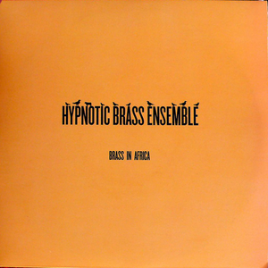 #Listen to Brass in Africa by Hypnotic Brass Ensemble right now on  #Radio #NYC