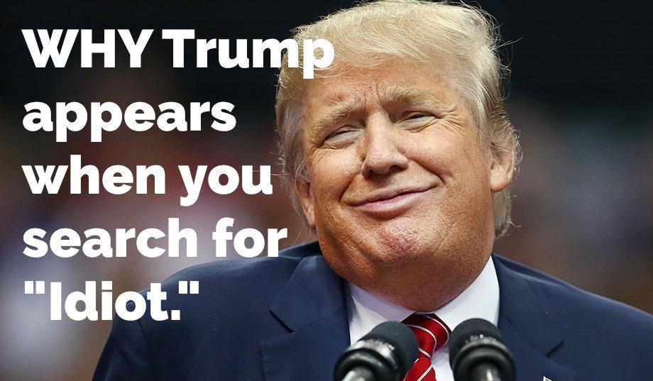 #TrumpTheFool