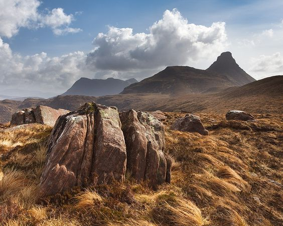 Aird of Coigach by Alex37 on DeviantArt #Scotland #photography #landscape