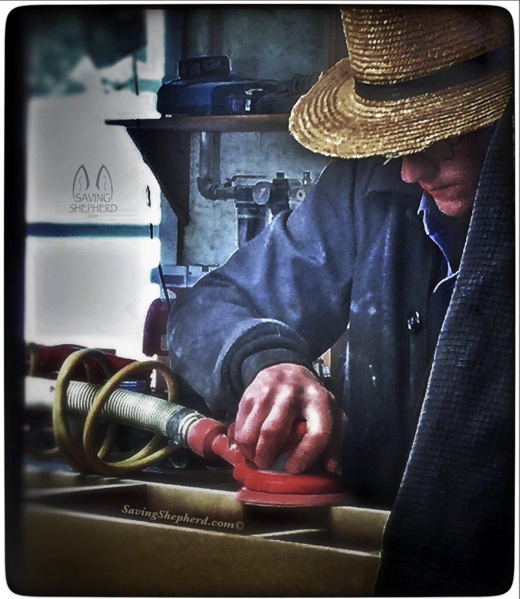 "Today's Truth ""Oiled machinery runs smooth."" #Amish #proverb  #care #craft #quoteoftheday #photooftheday #tool #maintenance #quote #craftsmanship #tools #quotes #savingshepherd #life #photography #country #picoftheday #picture #photo #workmanship #madeinusa #travel #pic #usa 🇺🇸"