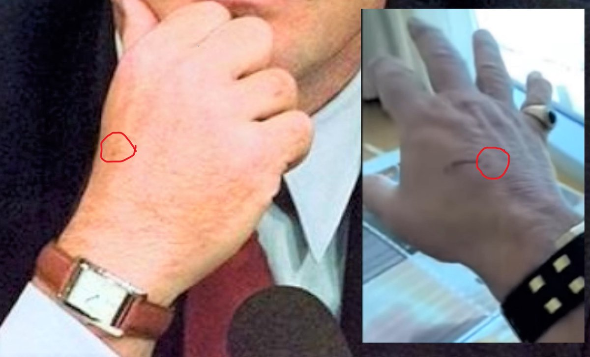 """Neil Lemke on Twitter: """"Juan O Savin on Rogue News. Leg pose during  interview compared w. old image of JFK Jr. – right leg up on a table. Also,  (2nd image), Juan's"""