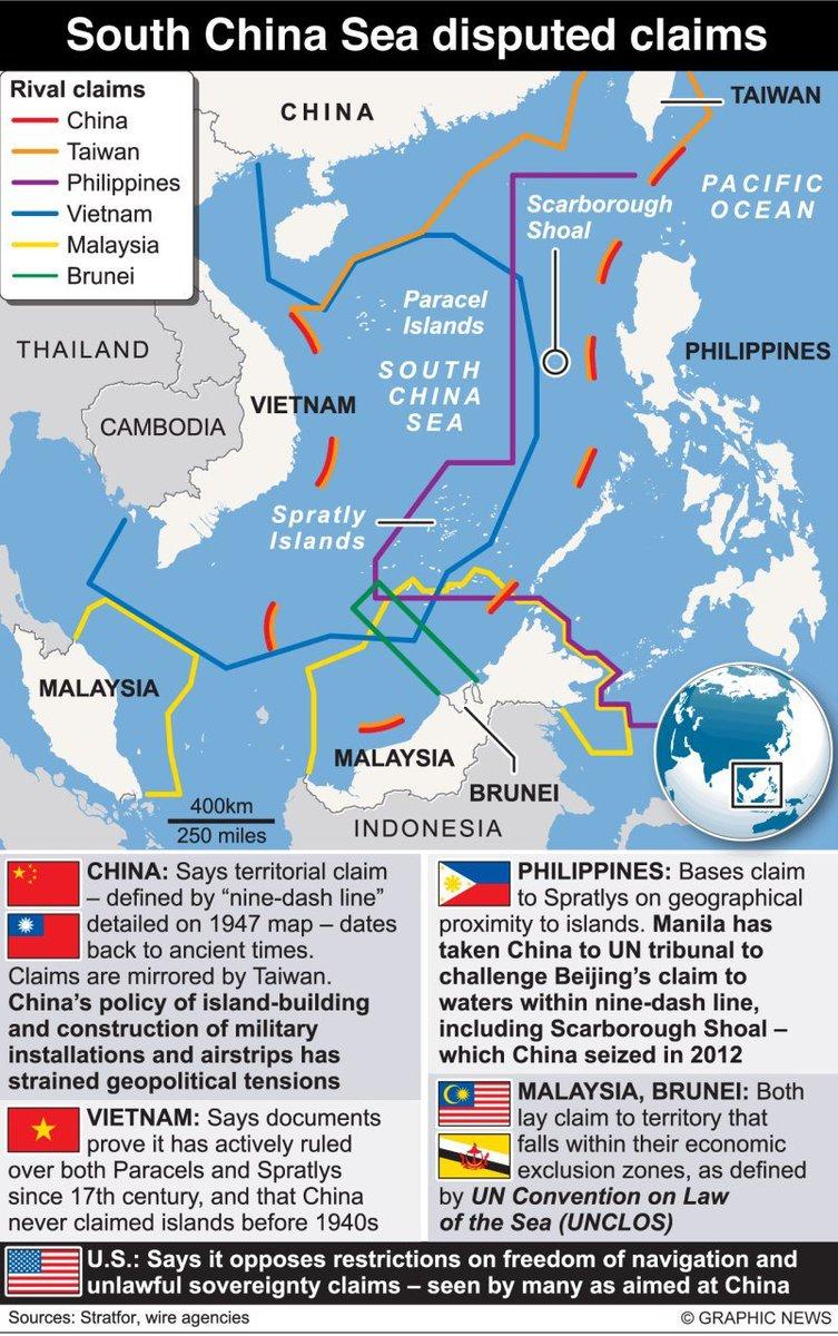 @SenRubioPress 🇨🇳 #China have never followed international rules https://t.co/OfN1Bd7GEh