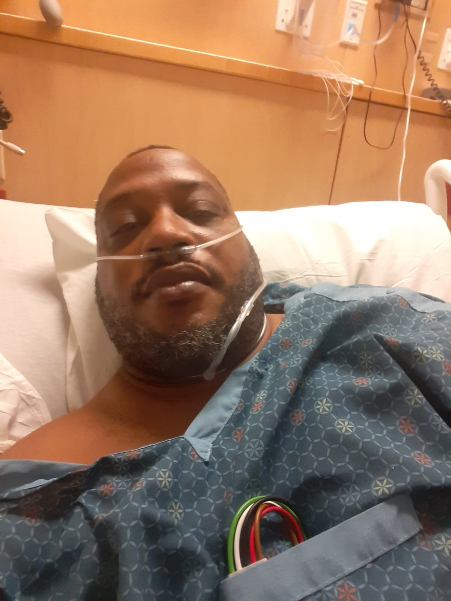A week ago I was as strong as any man can be, today I have tubes and wires attached to my body and I can't walk on my own. https://t.co/UndH8SNXpV