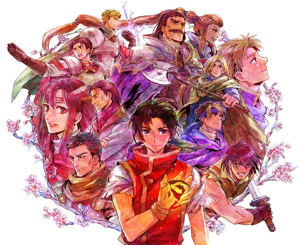 Stars of Destiny  https://t.co/0BQw98csrQ Suikoden 1995 #TwitchTV #retro #retrogaming #gaming #smallstreamer #gamer #TwitchAffiliate #pcgaming #Twitch #games #Suikoden #PS1 #classics #konami #playstation #isitretro https://t.co/R1HBn4yuAP