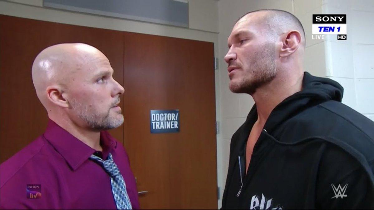 @WWEIndia's photo on #WWERaw