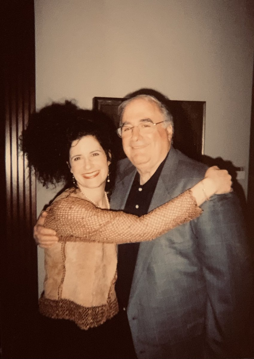 I just found this photo of me and my dad! I've been thinking about him all day. I love Serendipity! #appreciation #mydad