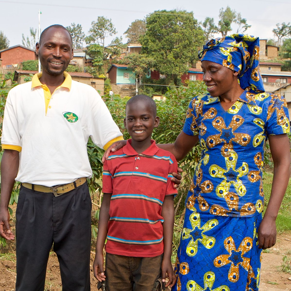 Today is #NationalAdoptionDay and we're thanking God for the families across who have stepped out in faith to adopt. These children are now sons and daughters! With the help of The PEACE Plan, Rwanda has gone from over 3,000 children living in orphanages to less than 200.