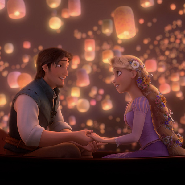 A dream come true! Find out how @themandymoore and @zacharylevi reacted when they were cast as Rapunzel and Flynn Rider. #Tangled10